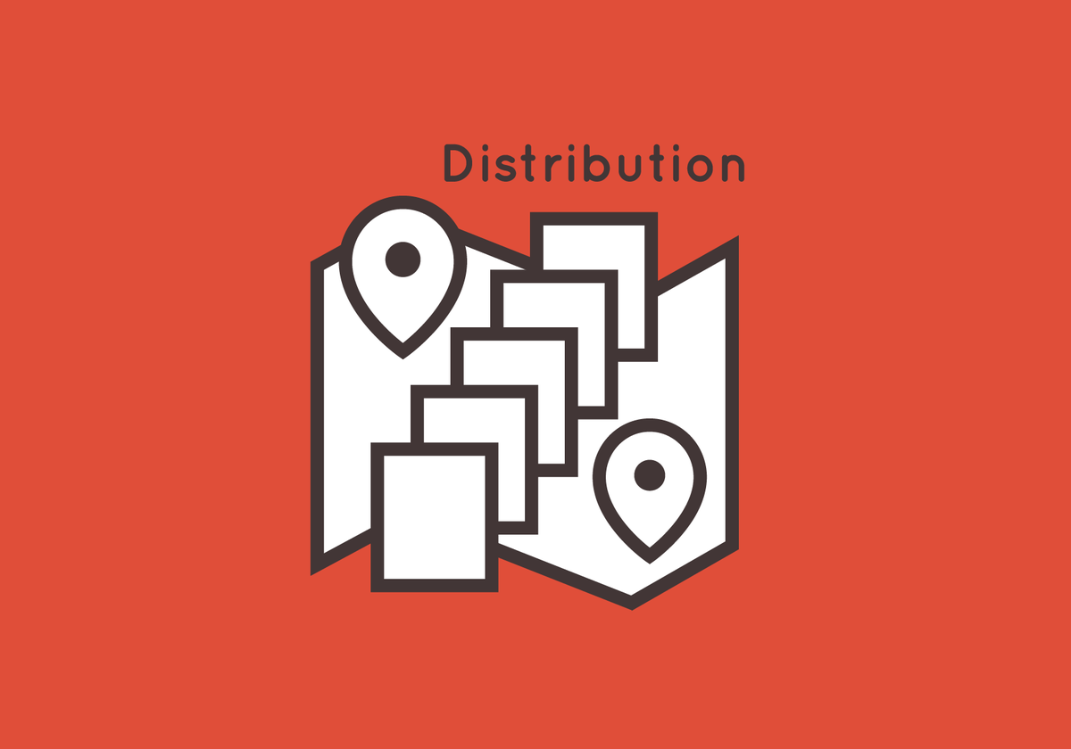 Distribution Icon