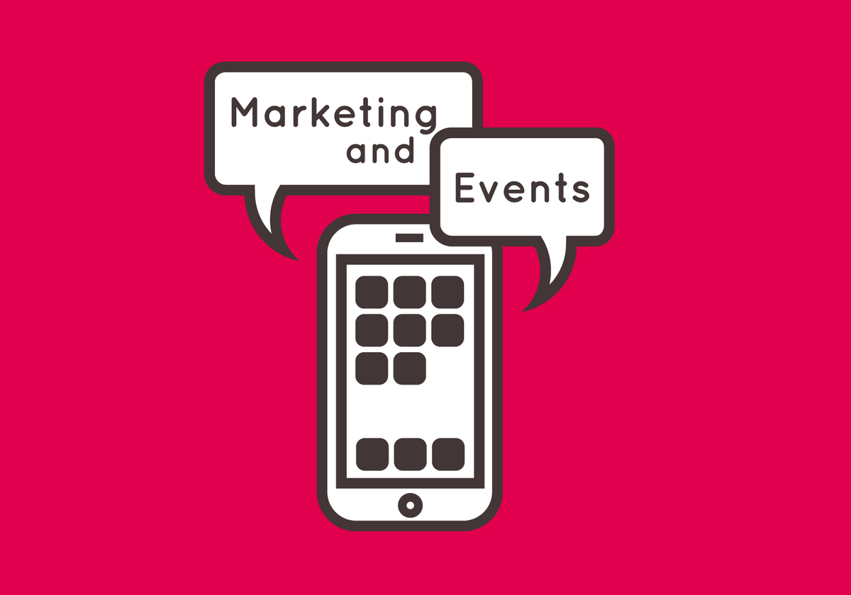 Marketing and Events Icon